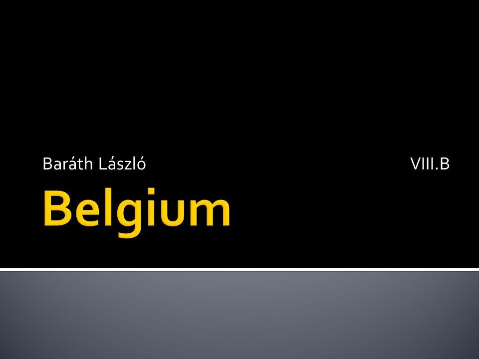  Belgium, hivatalos nevén a Belga Királyság egy etnikailag és nyelvileg megosztott nyugat- európai ország.