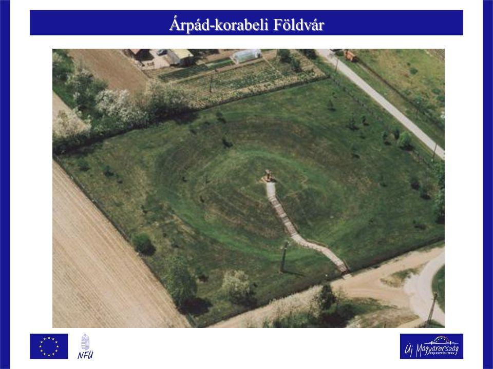 Árpád-korabeli Földvár