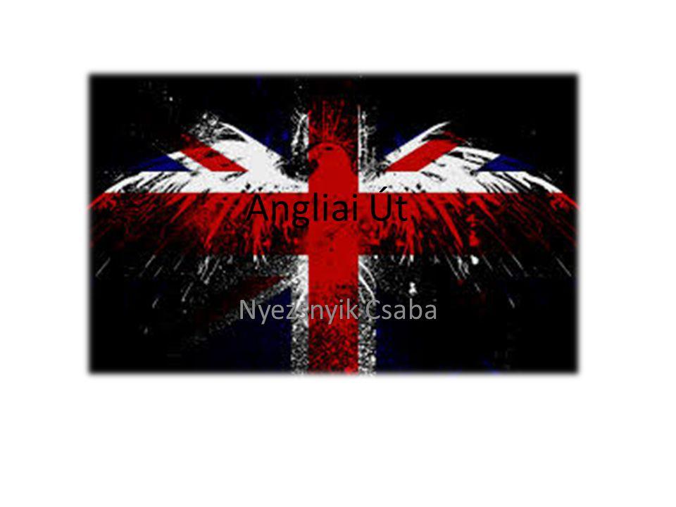 Angliai Út Nyezsnyik Csaba