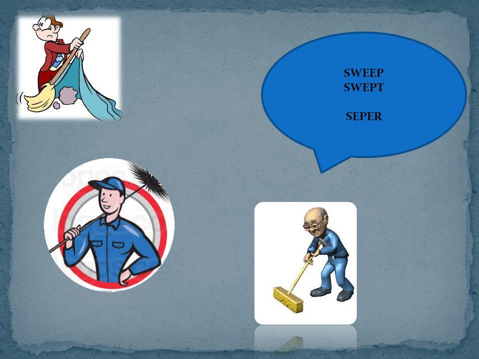 SWEEP SWEPT SEPER