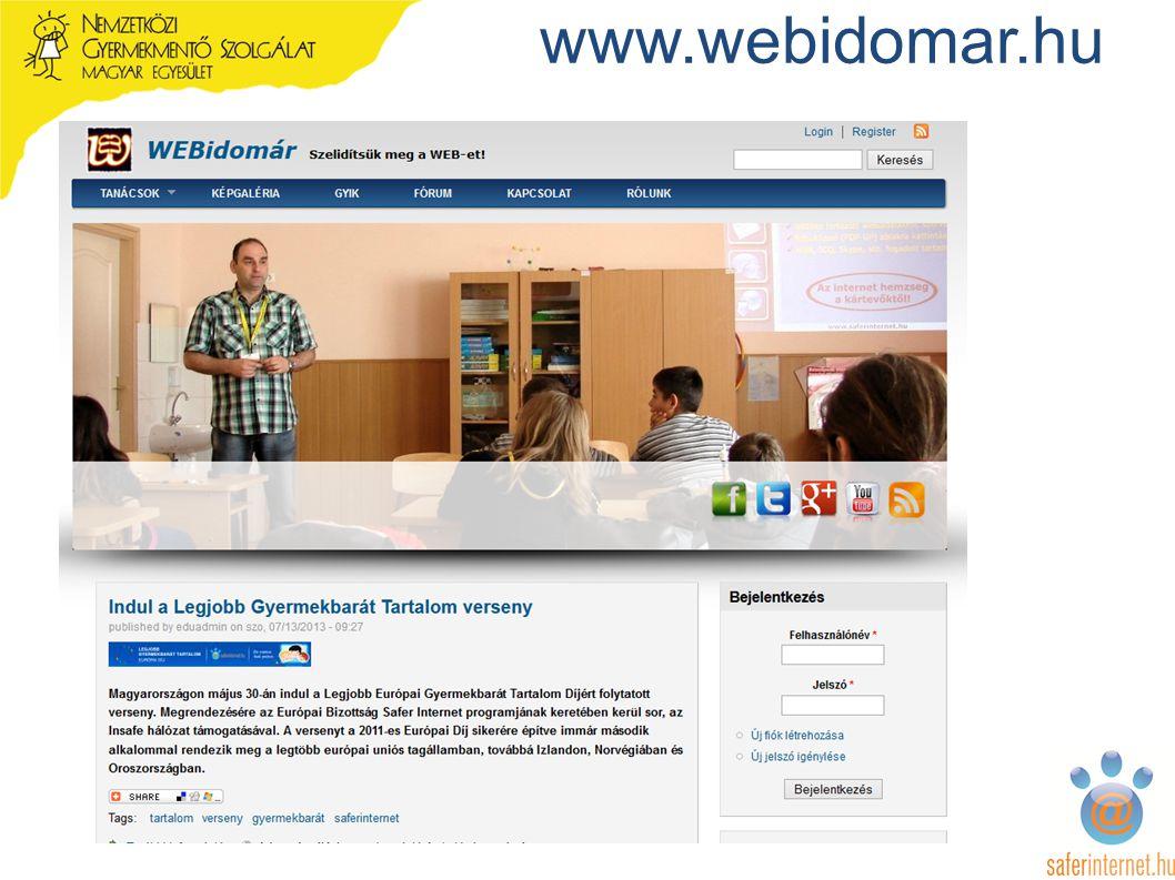 www.webidomar.hu