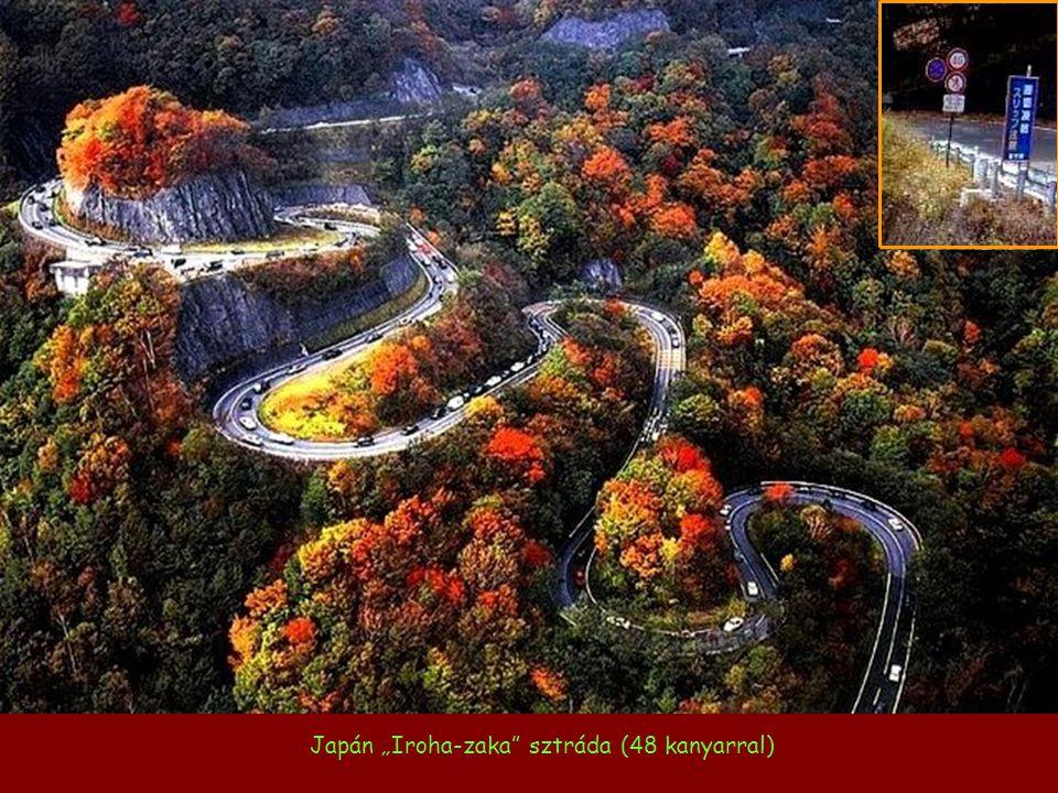 Autópálya-híd alagut-állomással, Chesapeake Bay, Norfolk USA