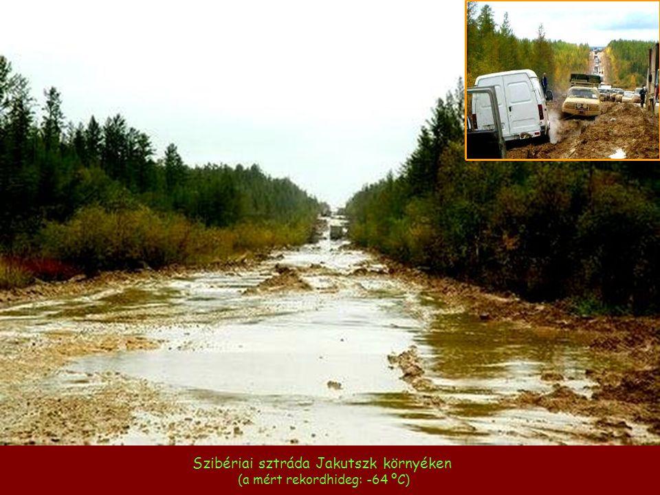Highway 17 Beaufort-nál, Dél-Carolina USA
