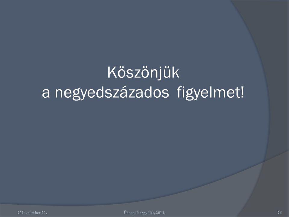 """Legutóbbi elismeréseink (2014 ősz)  A Radnóti nyomában út egyik tanára: """"nagyon-nagyon jól éreztem magam, és nem győzök hálás lenni az Úrnak, és Nekt"""