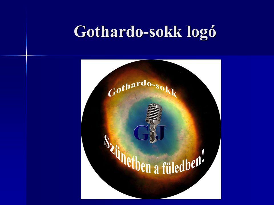 Gothardo-sokk logó