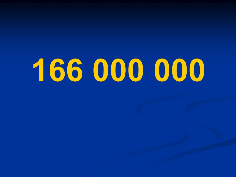 166 000 000