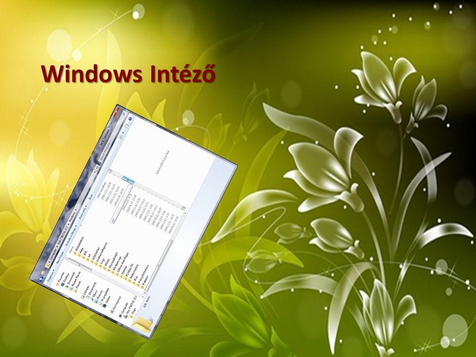 Windows Intéző