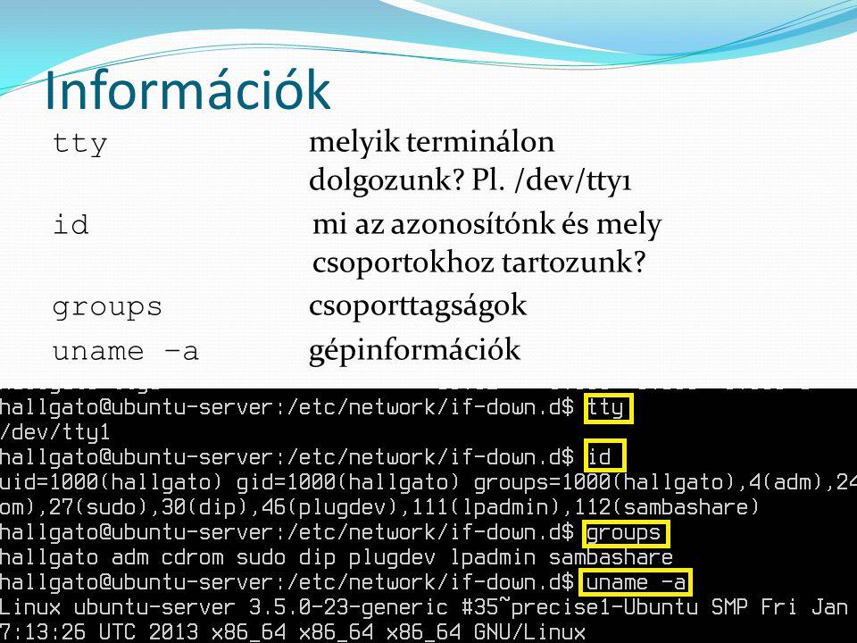 Szövegíró programok 1 ed egyszerre a szöveg egy sorát képes feldolgozni nano vi üzemmódok: parancs (ESC)/beviteli(a,i,o)/ex(:) mentés és kilépés :wq joe (súgó: Ctrl-K-H) nem része az alap telepítésnek jed menüvezérelt http://www.jedsoft.org/jed/ nem része az alap telepítésnek Johanyák Zs.