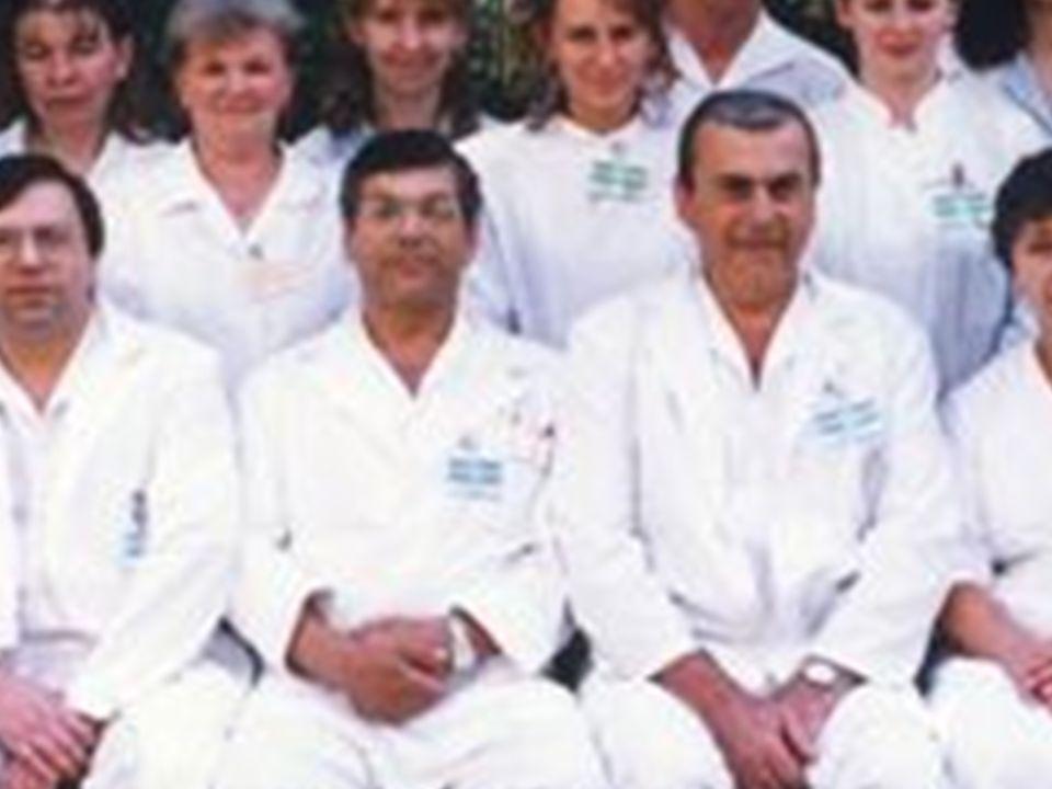 2004.okt.01-től Dr.Rokszin Tibor főorvos kapott kinevezést az Érsebészet vezetésére.