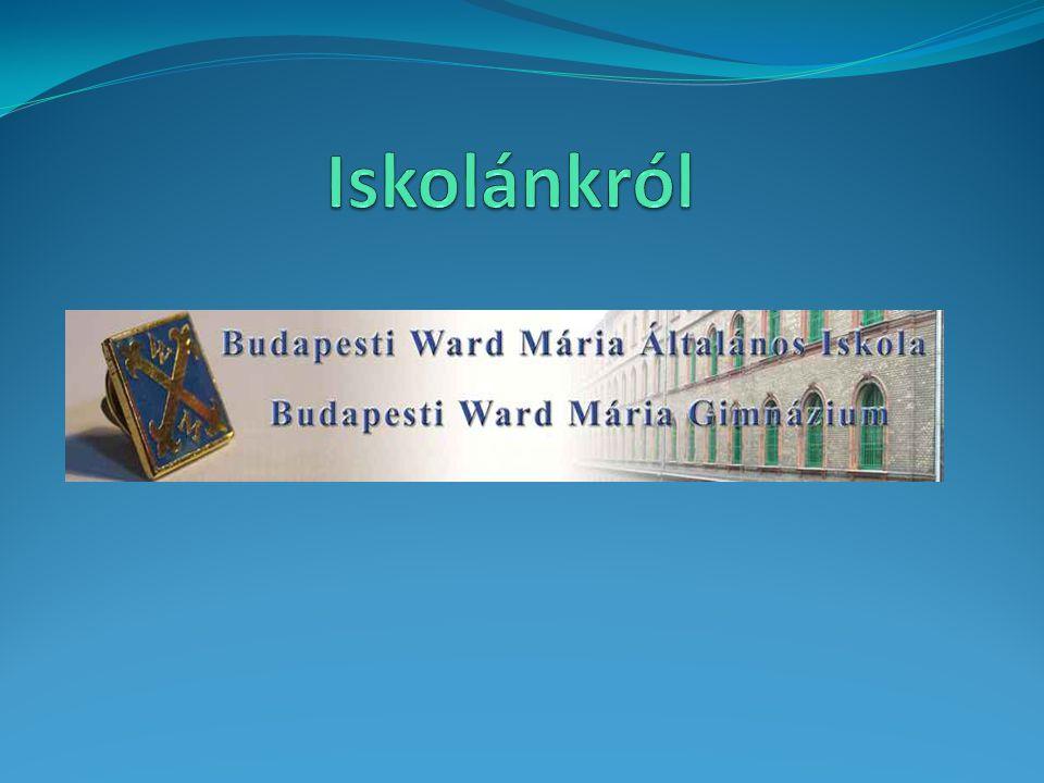 a CJ szerzetesrend (angolkisasszonyok) által fenntartott intézmény jezsuita szellemiségű, családközpontú katolikus iskola