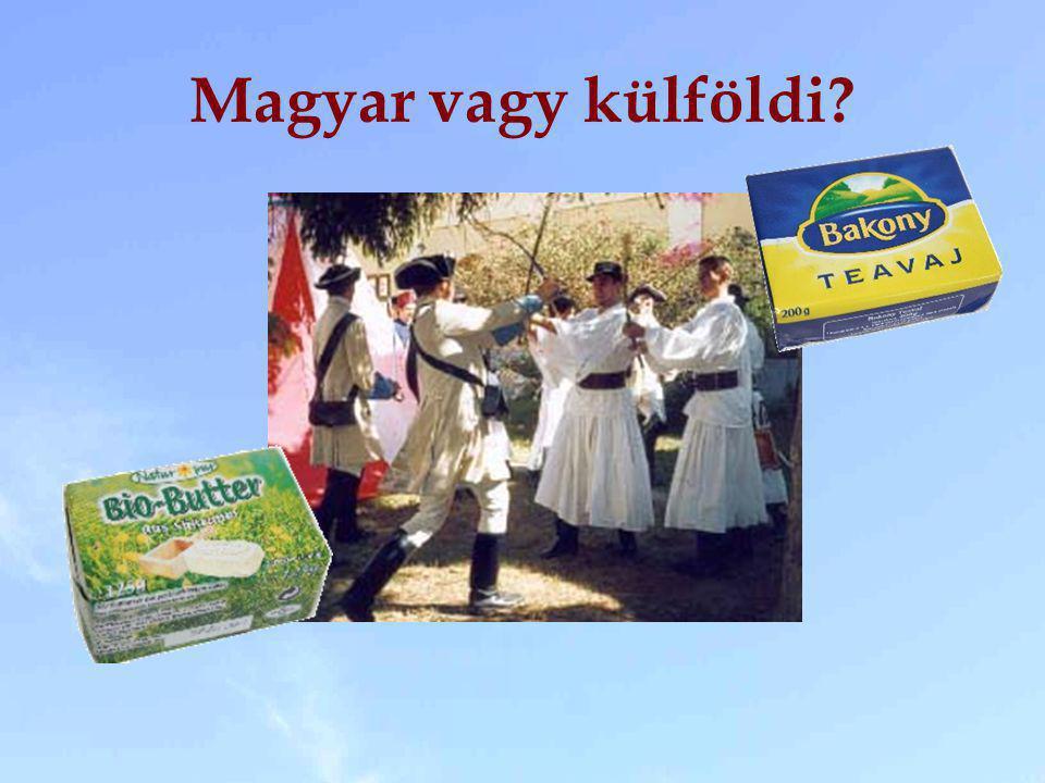 Magyar vagy külföldi?