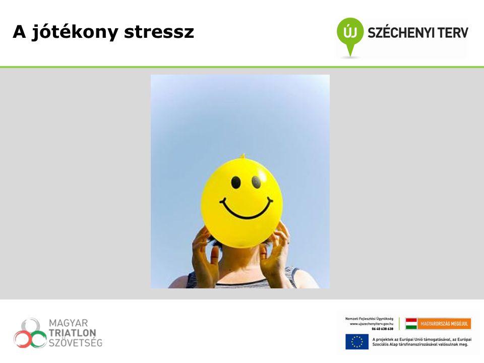 A stressz szó nyomást, nehézséget jelent, amely alól nem lehet és nem is érdemes kibújni.