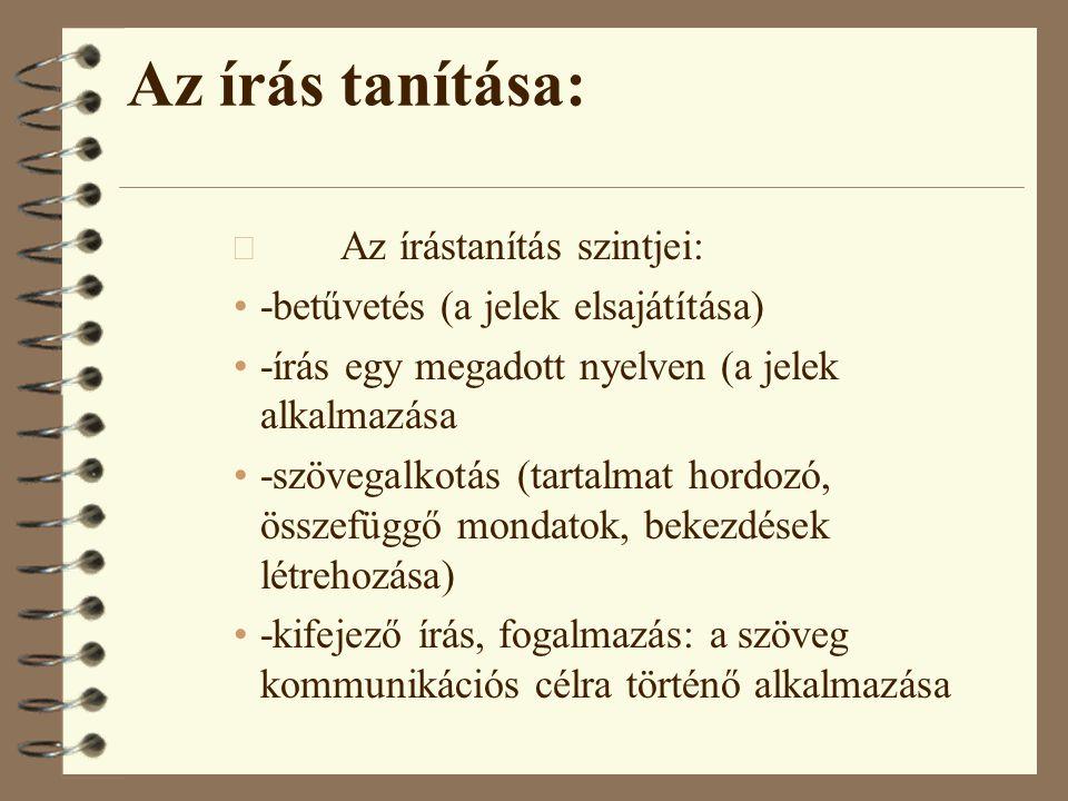 A magyar és az angol írott szövegekkel kapcsolatos elvárások különbözőek: az angol szöveg lineáris, explicit, szájbarágós; az író felelőssége az, hogy