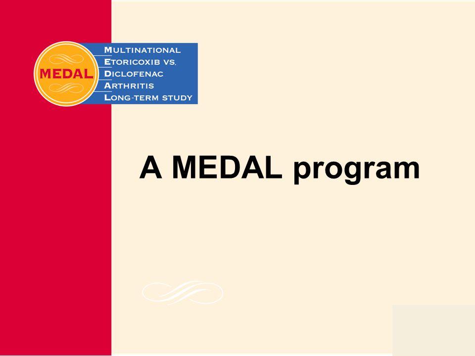 Slide 1 A MEDAL program