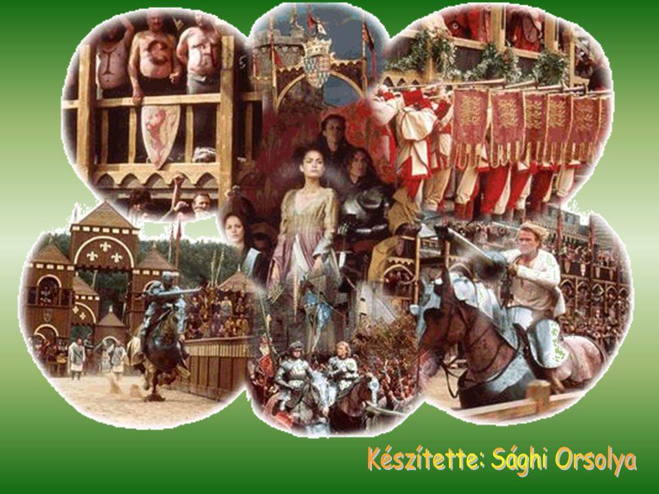Óriási volt az ifjúkori álmok ereje, ám a vándorló lovag három célt tűzött ki maga elé: ♠ a nagyurak udvarában megtartott lovagi viadalokon akart győz