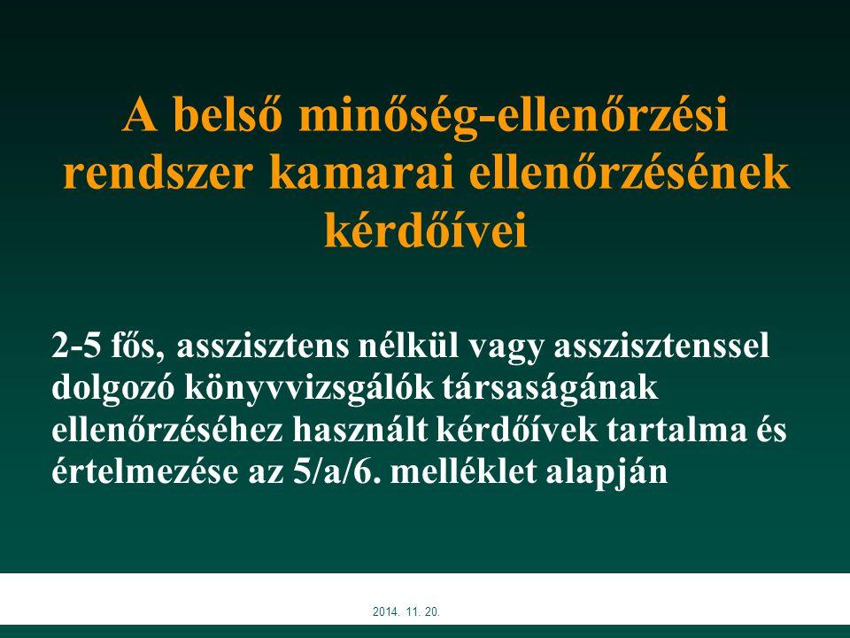 A megbízás végrehajtásának ellenőrző kérdései 4.11.