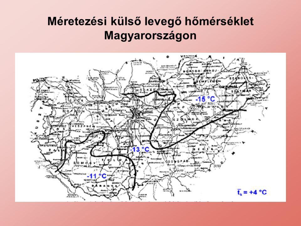 Távhővezeték elhelyezés A vezetékelhelyezéssel kapcsolatos előírásokat a MszEN szabványok tartalmazzák.