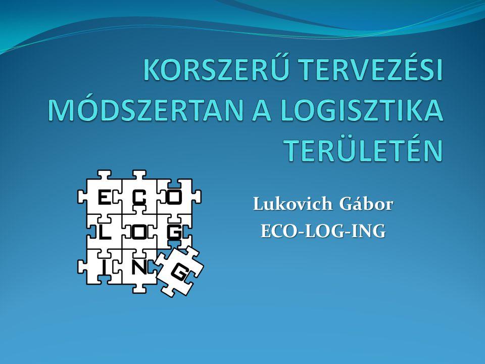 Lukovich Gábor ECO-LOG-ING