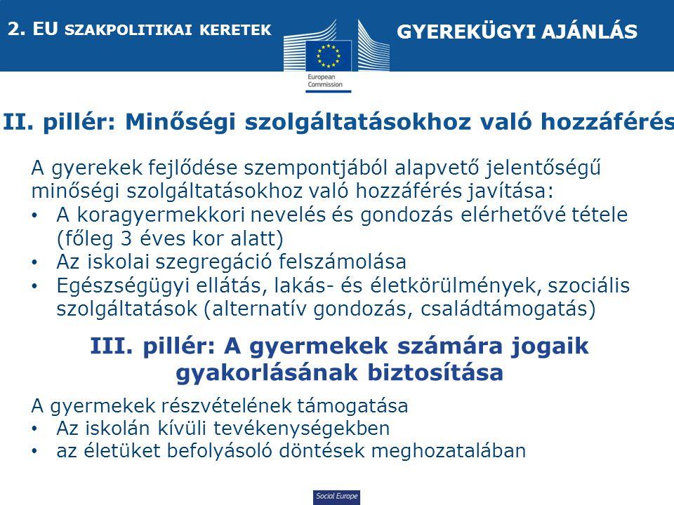 Social Europe II.