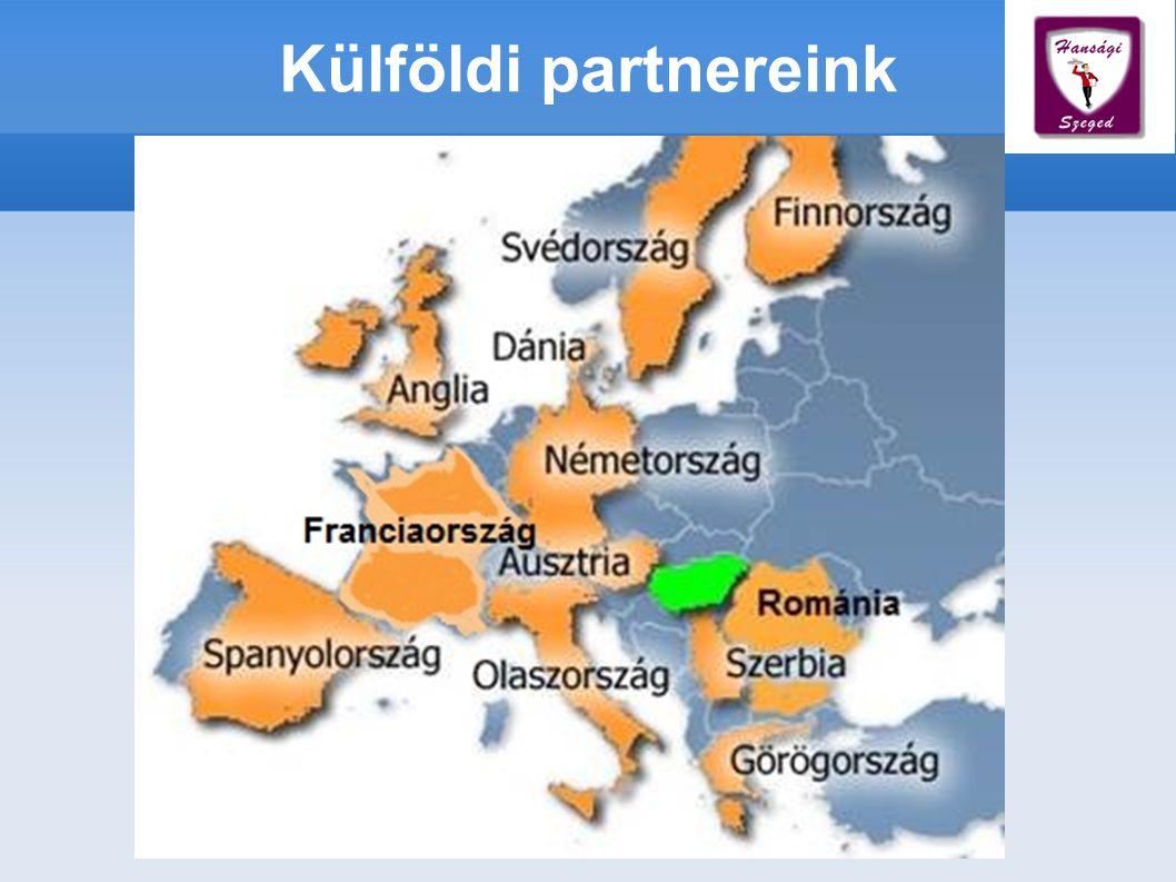 Külföldi partnereink