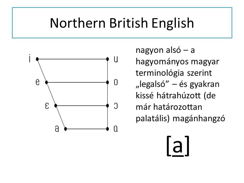"""A hagyományos definíció: """"legalsó nyelvállású, hátul képzett, kerekítetlen hosszú magánhangzó ."""
