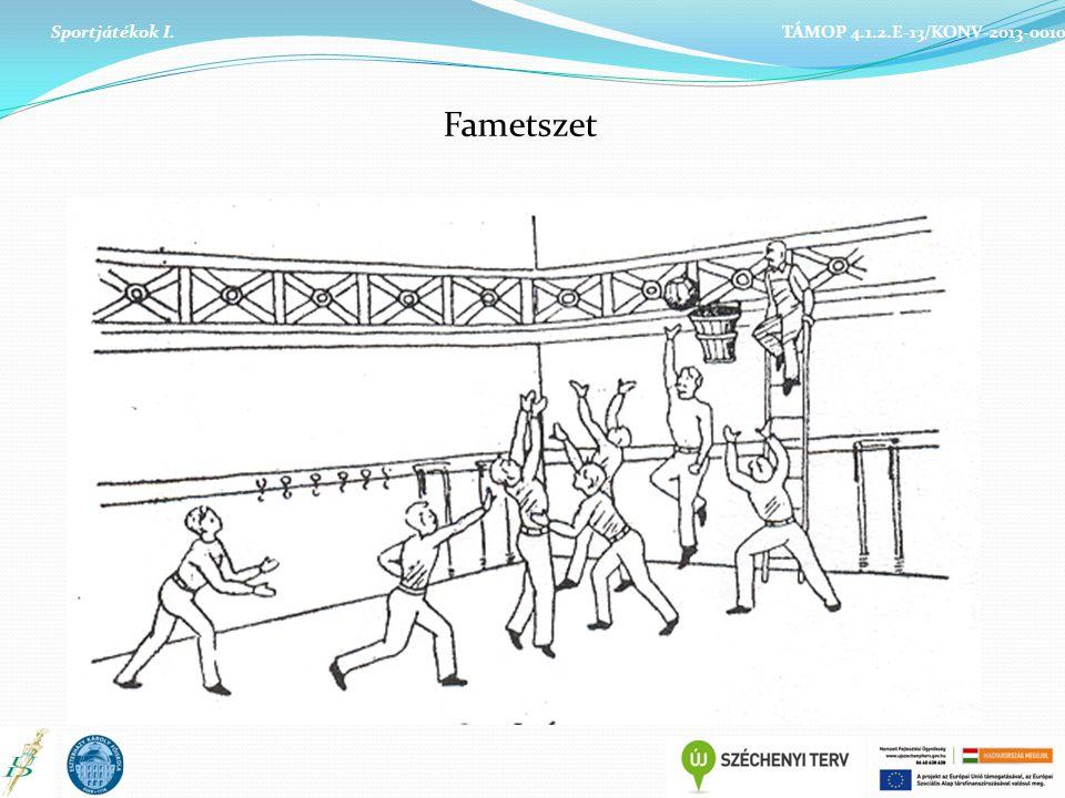 Sportjátékok I. TÁMOP 4.1.2.E-13/KONV-2013-0010 Fametszet