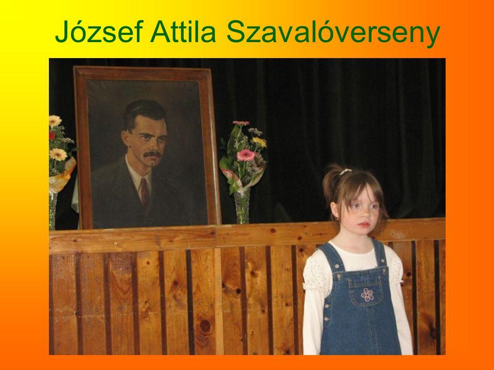 József Attila Szavalóverseny