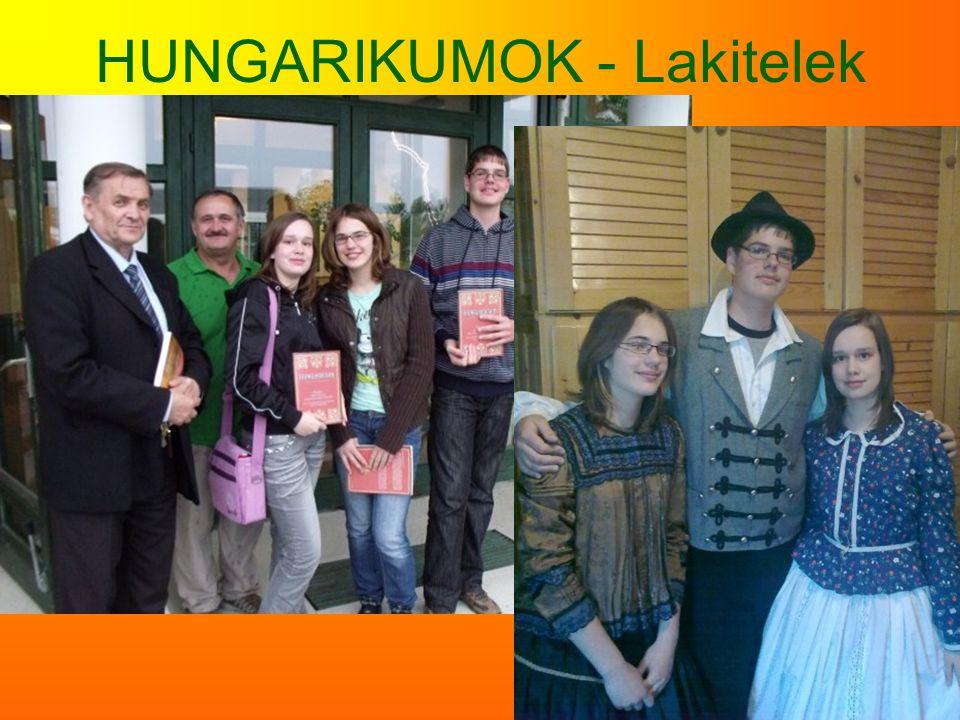 HUNGARIKUMOK - Lakitelek
