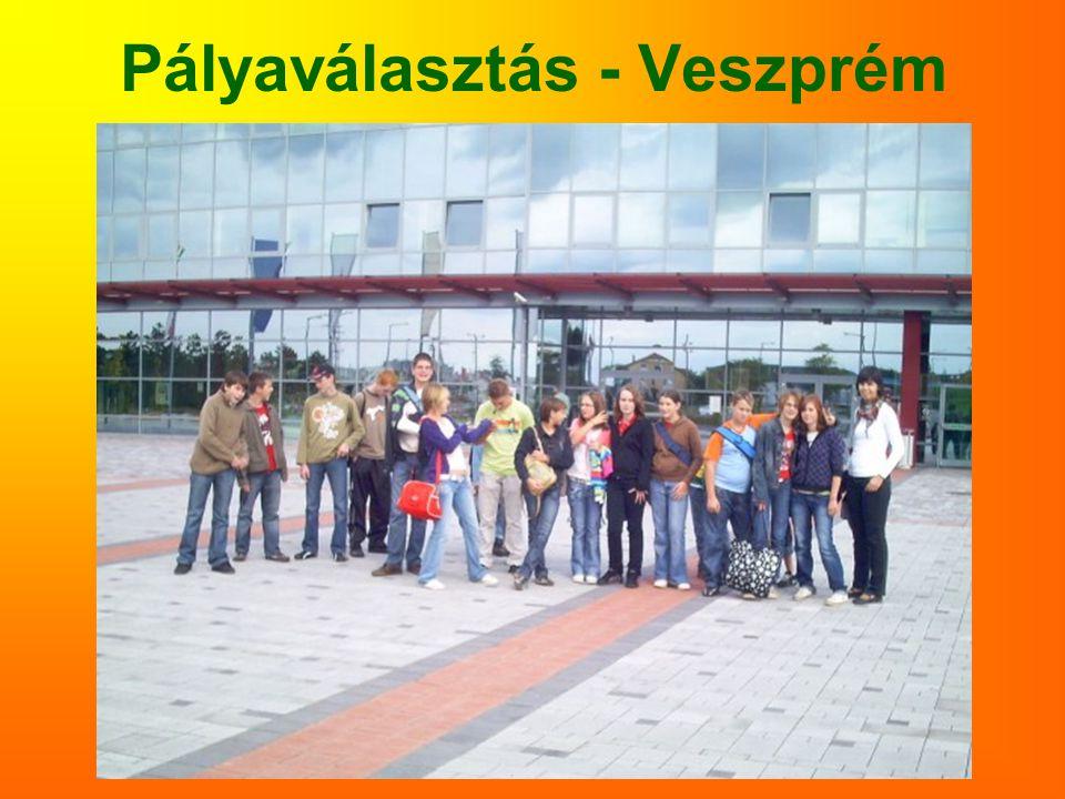 Pályaválasztás - Veszprém