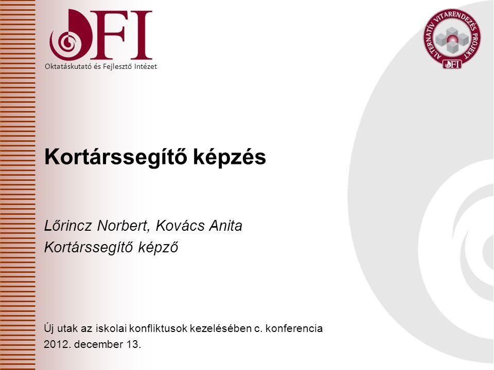 Oktatáskutató és Fejlesztő Intézet Iskolán kívüli kortárssegítés Szinte már önkéntes munka, pl: - beteglátogatás - speciális szociális intézményekben élők látogatása, pl.