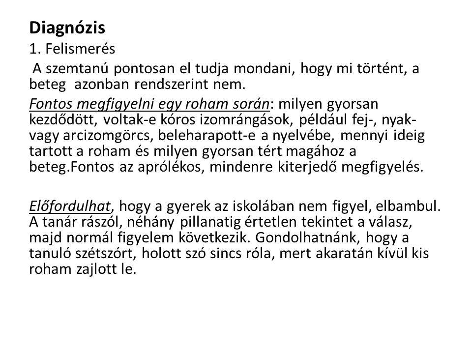 Diagnózis 1.