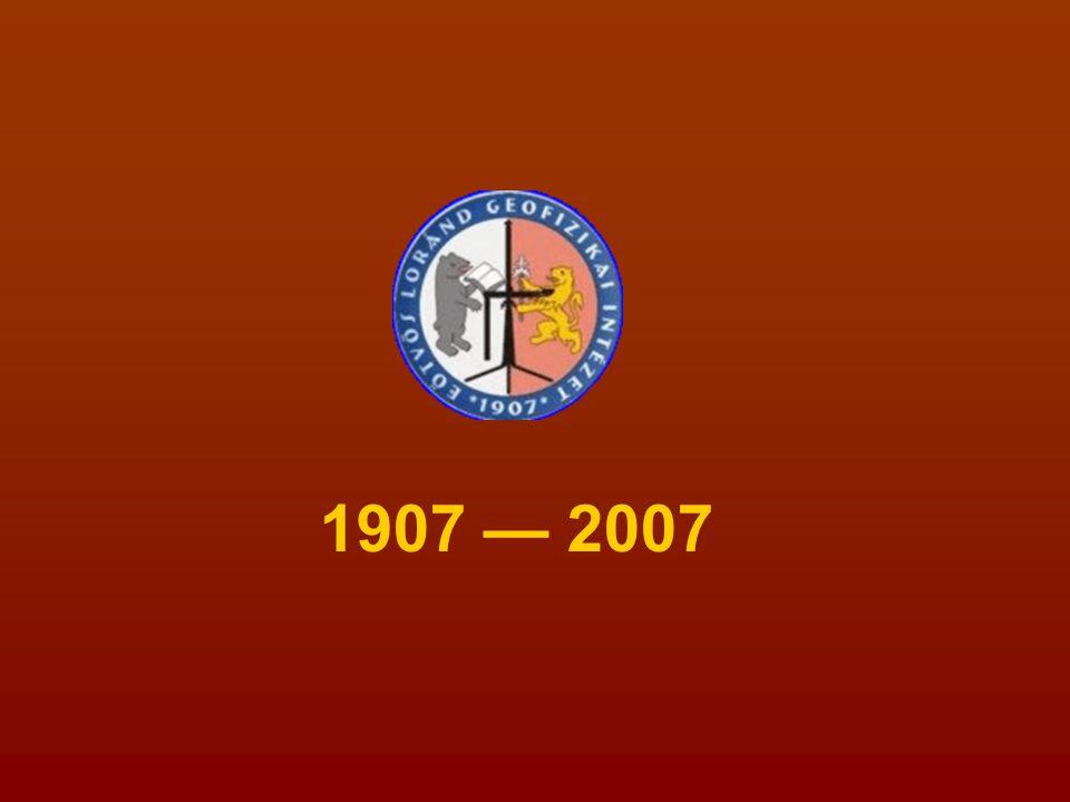 1907 — 2007