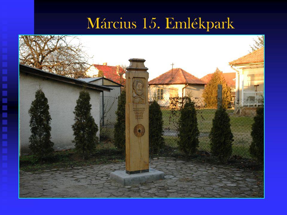 Március 15. Emlékpark
