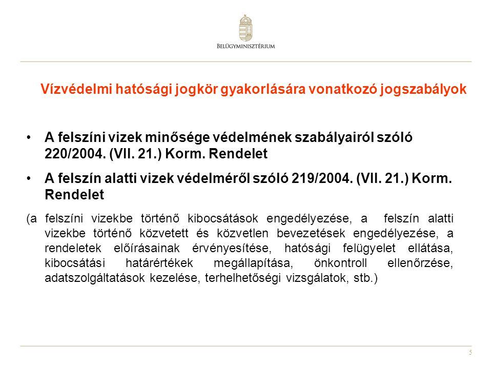 26 EU jogalkotás