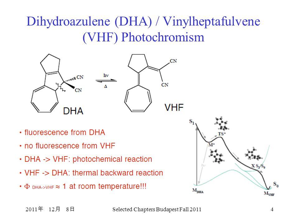 Fluorid ion vizben (27 viz molekula) 2011 年 12 月 8 日 Selected Chapters Budapest Fall 201115