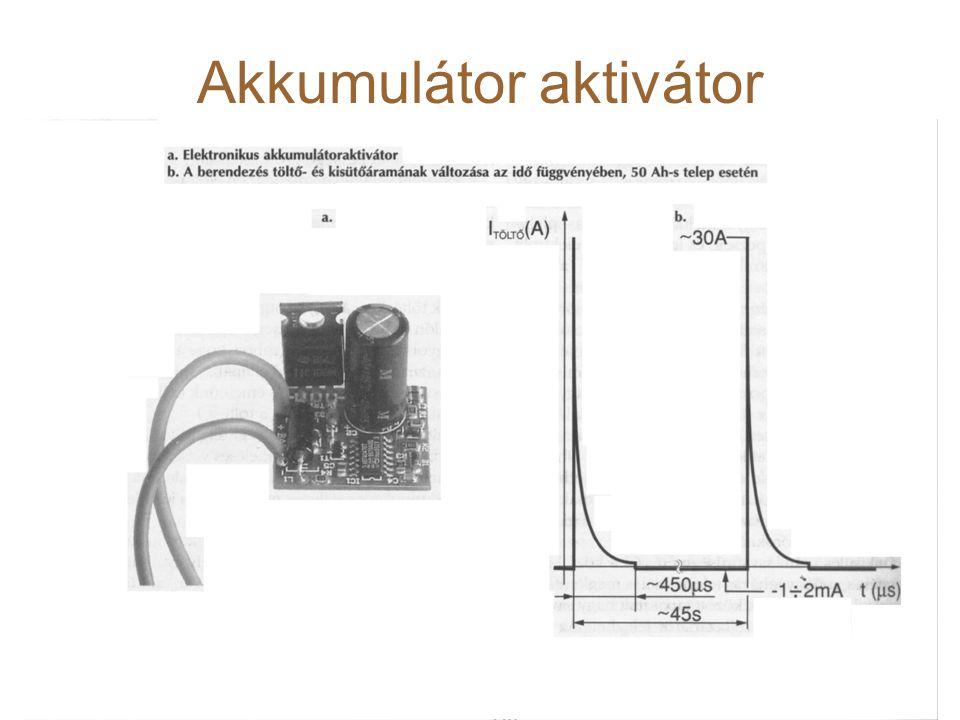 39 Akkumulátor aktivátor
