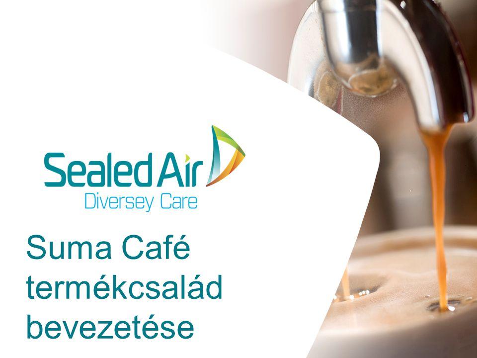 Suma Café termékcsalád bevezetése