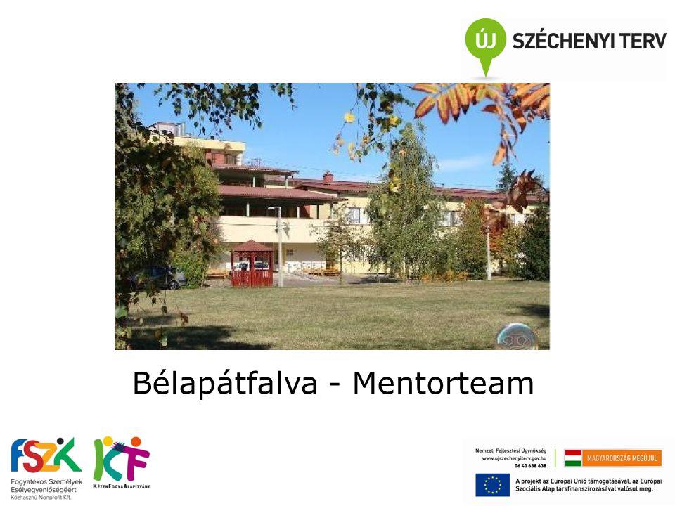 Bélapátfalva - Mentorteam