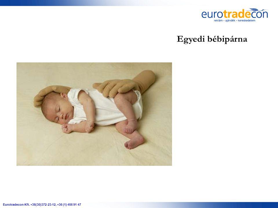 Eurotradecon Kft. +36(30)372-23-12, +36 (1) 456 91 47 Egyedi bébipárna