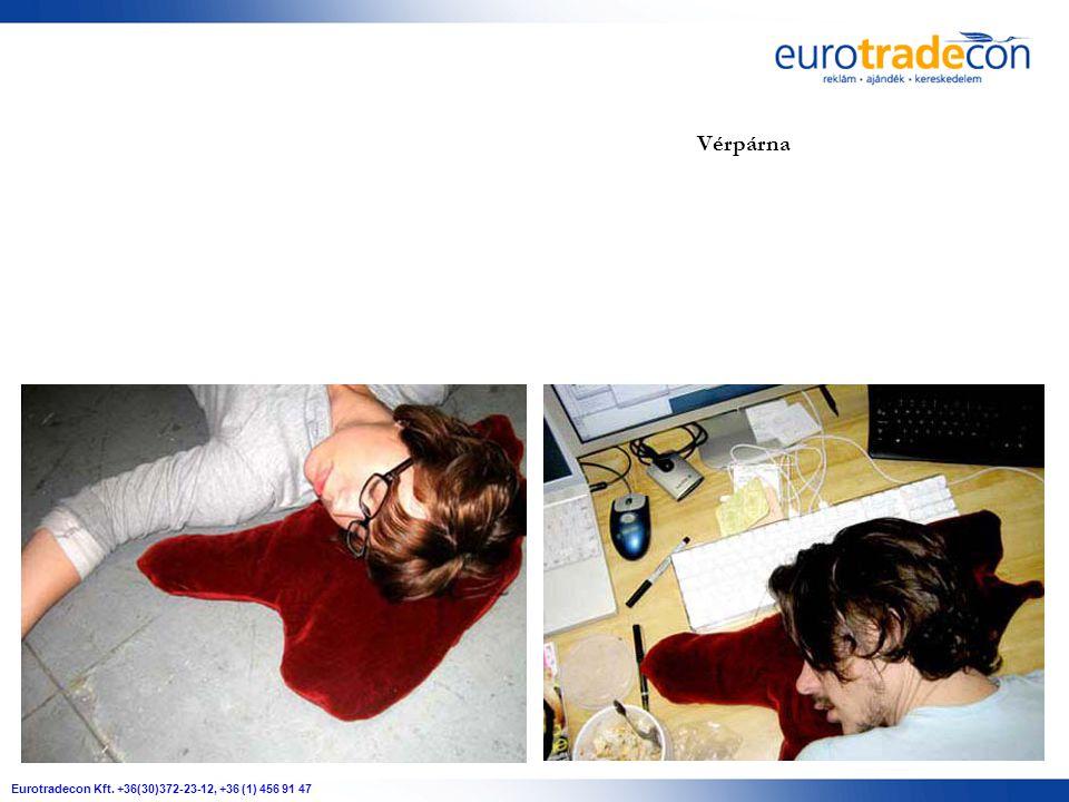 Eurotradecon Kft. +36(30)372-23-12, +36 (1) 456 91 47 Vérpárna
