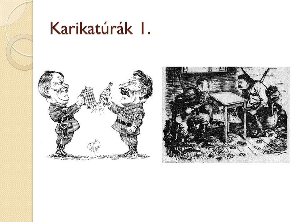 Karikatúrák 1.