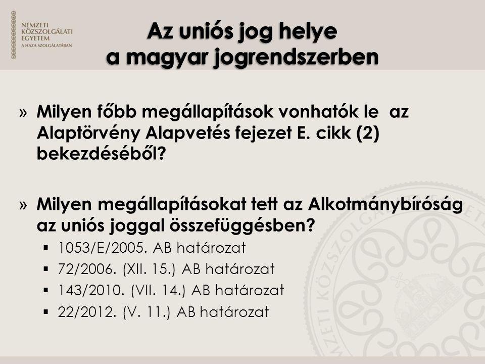 » Ius cogens » Szokásjog » Állam » (Kormányközi) nemzetközi szervezet » Székhelyegyezmény » Nemzetközi szerződés » Fenntartás