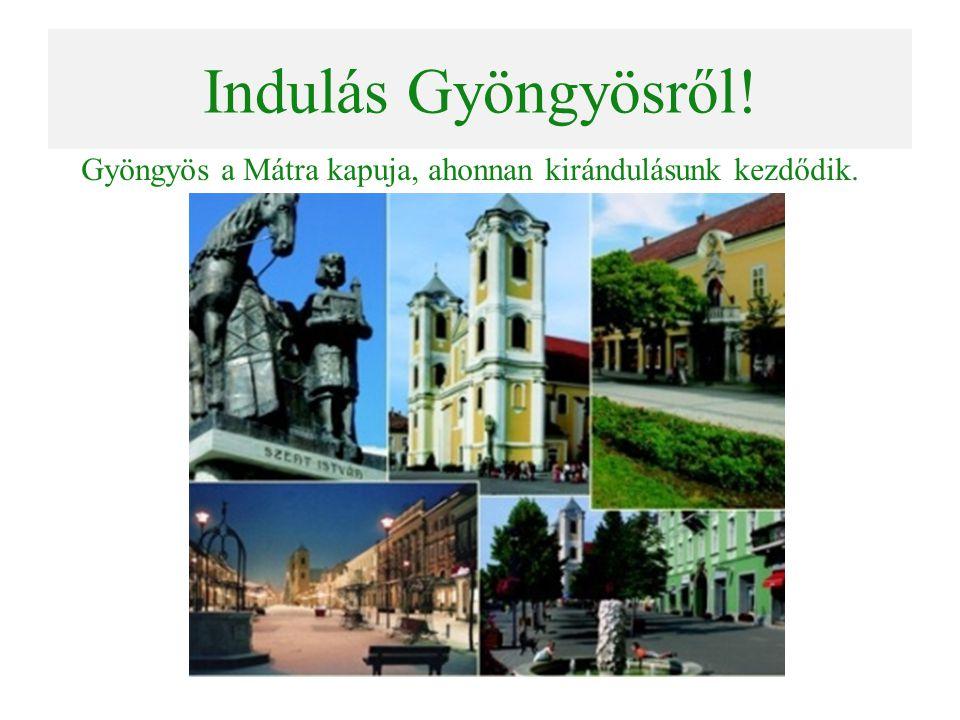 Végállomás… Kékestető A Kékes vagy Kékes tető Magyarország legmagasabb hegycsúcsa.