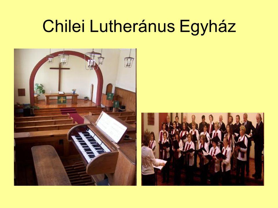 Chilei Lutheránus Egyház