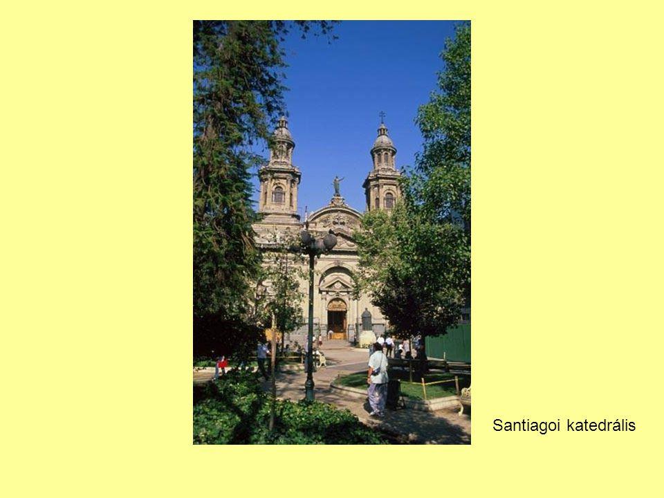 Santiagoi katedrális