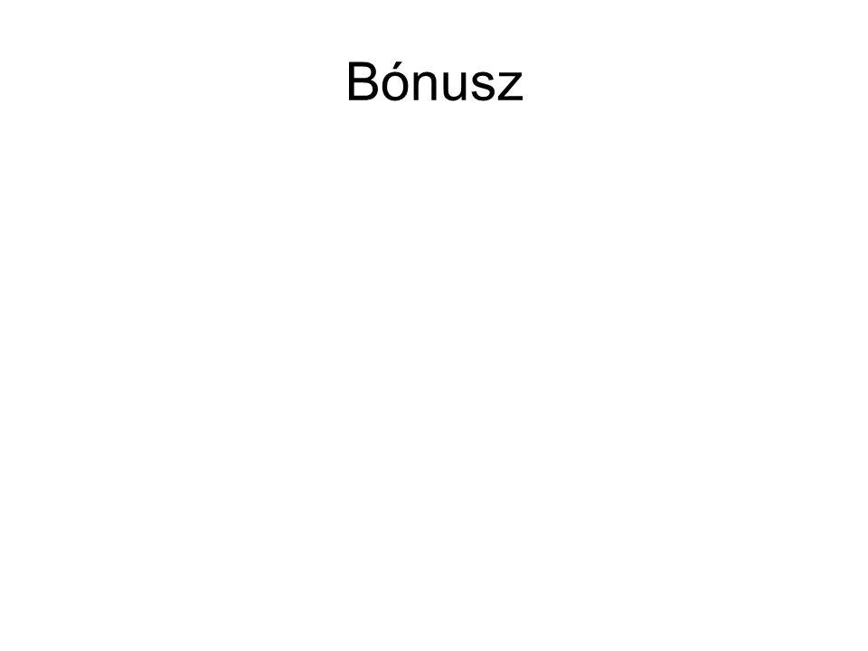 Bónusz
