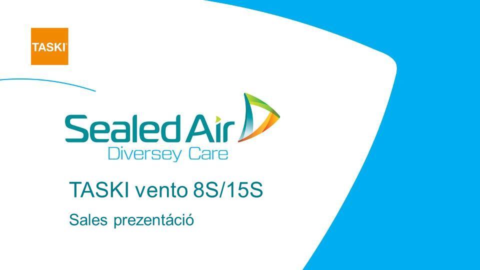 2 TASKI vento 8S/ 15S TASKI vento 8S TASKI vento 15S  Száraz tartályos/ csöves porszívó, melyhez tartozékok és tisztítószerek széles köre érhető el.