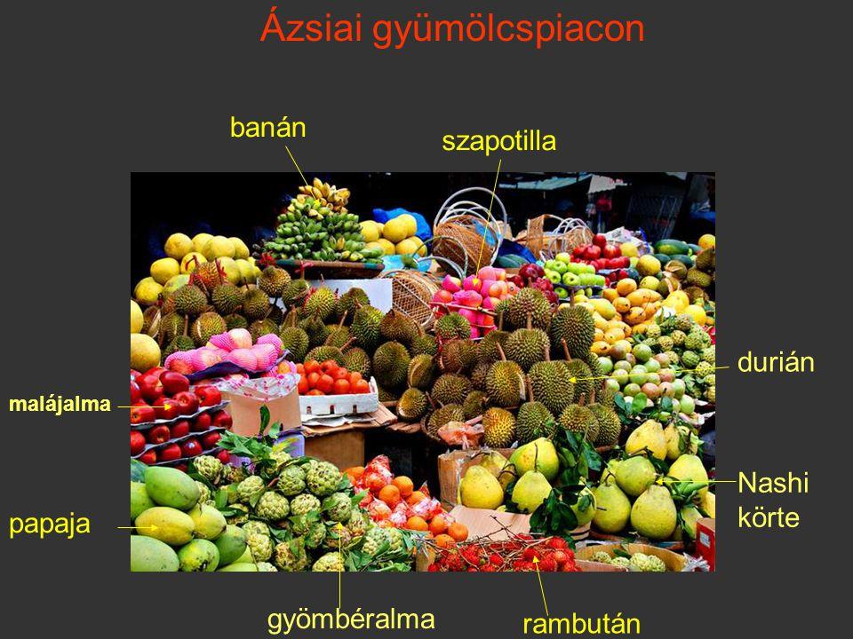 Guajava, guava (Psidium guajava) Közép-Amerikából származik, és napjainkban világszerte termesztik a trópusokon és a szubtrópusokon. Alacsonyan elágaz