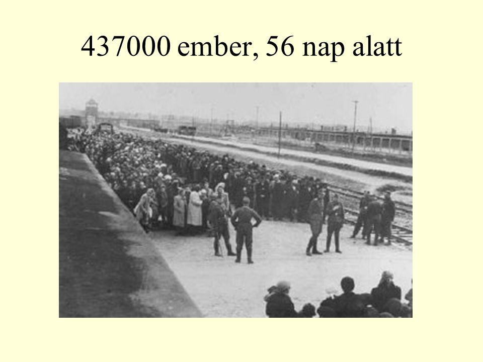 Csillagos házak 1944.