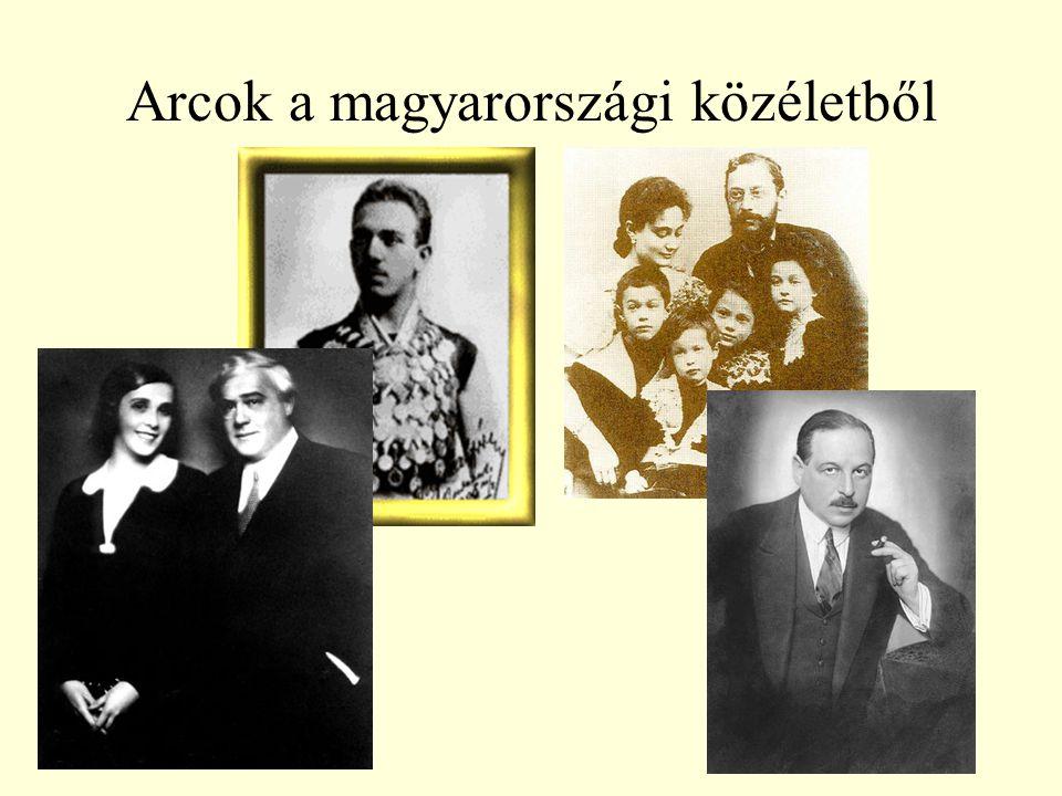 Arcok a magyarországi közéletből